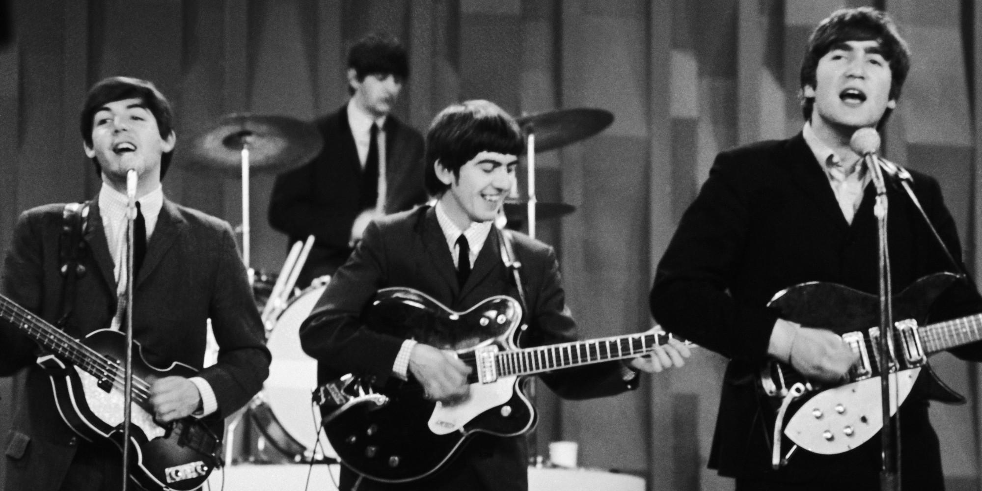 Eight Great Beatles Songs