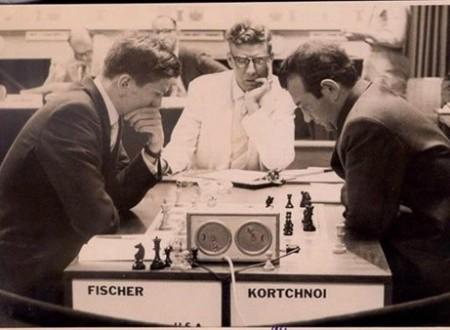 FISCHER, IL CAMPIONE INDISCIPLINATO