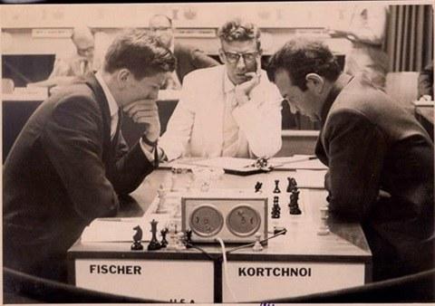 fischer - korchnoi